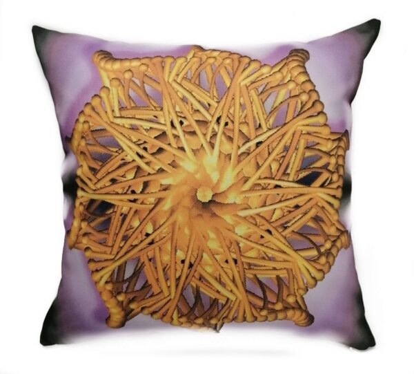 Dekoratyvinė pagalvė Iliuzijos