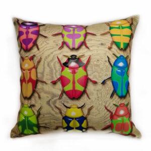 Dekoratyvinė pagalvė Vabaliukai