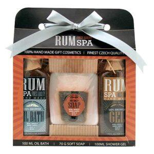 Kosmetikos dovanų rinkinys ROMO SPA
