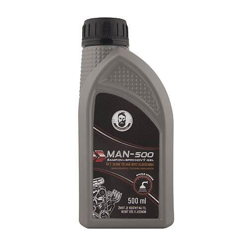Dušo želė šampūnas vyrams Man 500