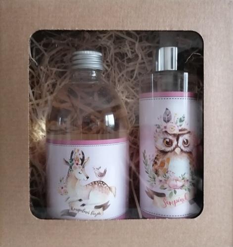 Kosmetikos dovanų rinkinys mergaitėms