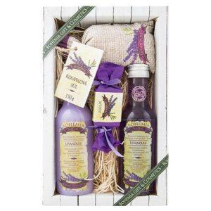 Kosmetikso dovanų rinkinys Levanda