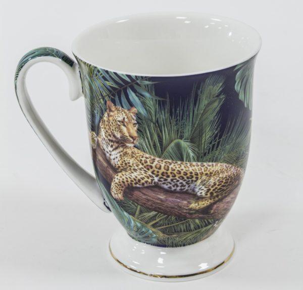 Puodelis Leopardas