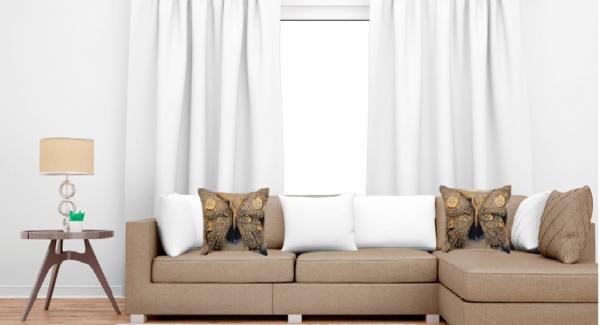 Dekoratyvinė pagalvėlė Drugelis