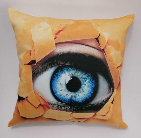 Dekoratyvinė pagalvė Akis