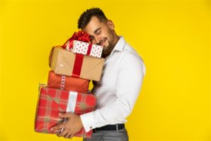 Kaip išrinkti dovaną vyrui