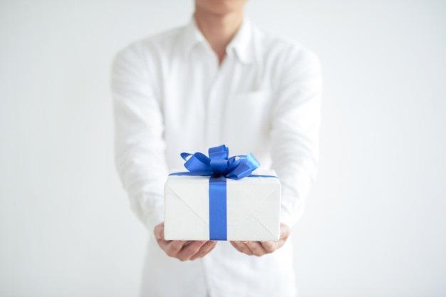 Dovanų dovana apie Mus