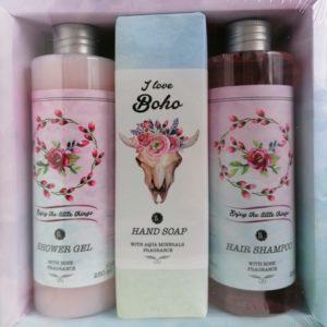 Kosmetikos dovanų rinkinys I love Boho