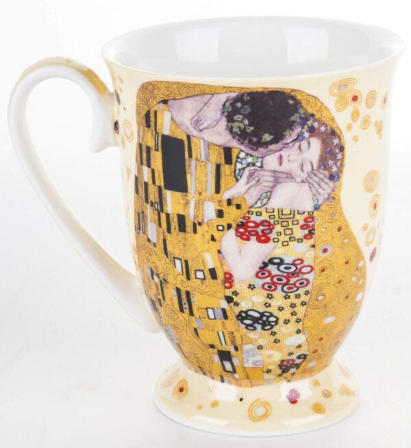Gustav Klimt Puodelis