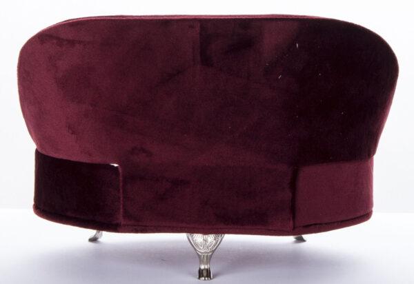 Papuošalų dežutė sofa