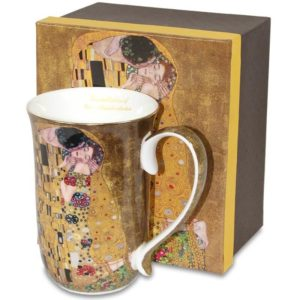 Puodelis Gustav Klimt