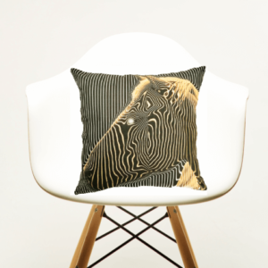 Dekoratyvinė pagalvė Zebras