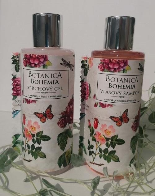 Kosmetikos rinkinys Botanica
