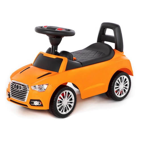 Automobilis paspirtukas Audi