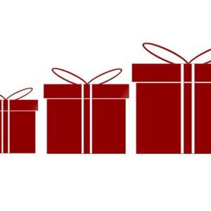 Dovanų pakavimas