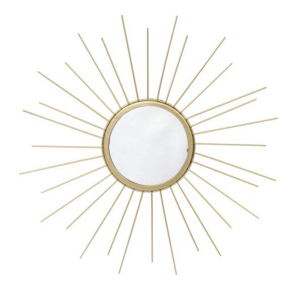 Veidrodis dekoracija Saulė