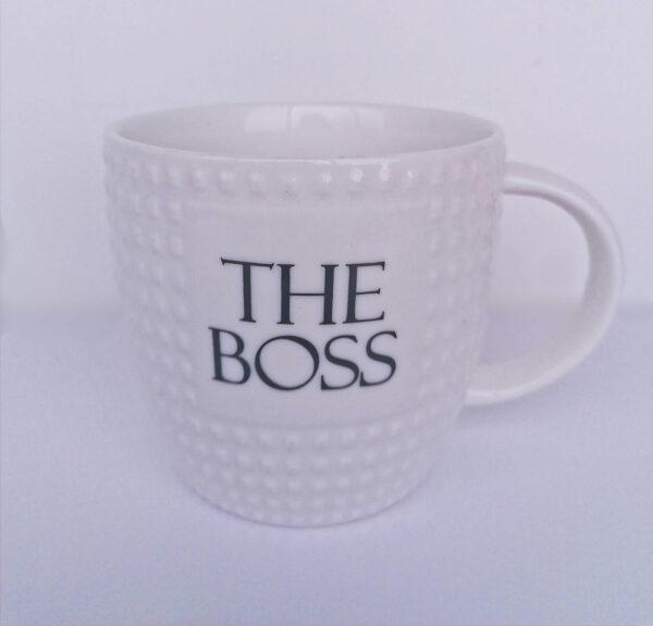 Dovana Bosui puodelis Bosas