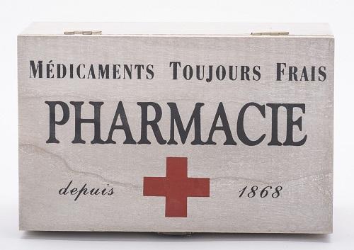 Dėžutė vaistinėlė