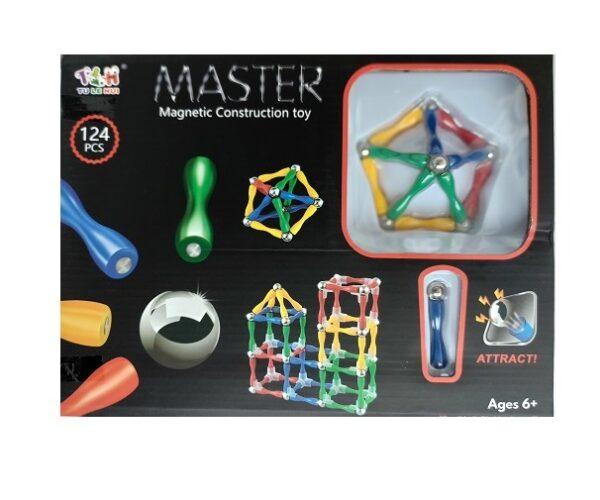 Magnetinis konstruktorius Master
