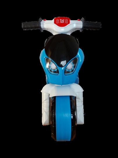 Motociklas paspirtukas Policija1