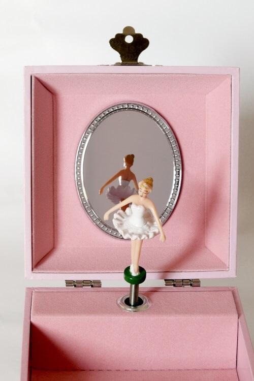 Muzikinė dėžutė Balerina
